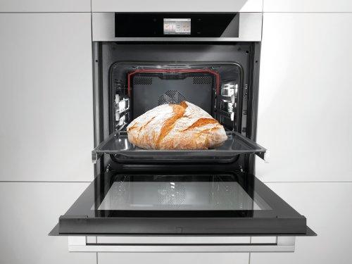 Indukčný sporák Gorenje EIT 5355 XPD - rúra na pečenie HomeMade