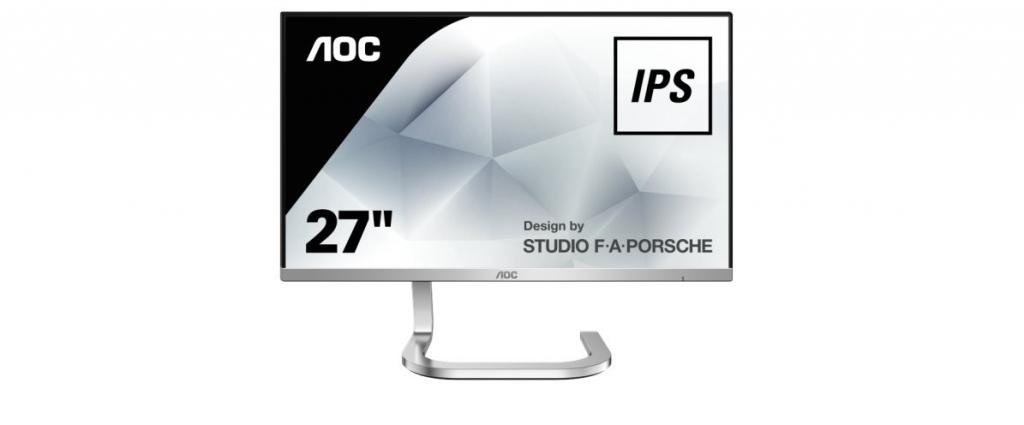 Klasický kancelářský monitor  AOC PDS271