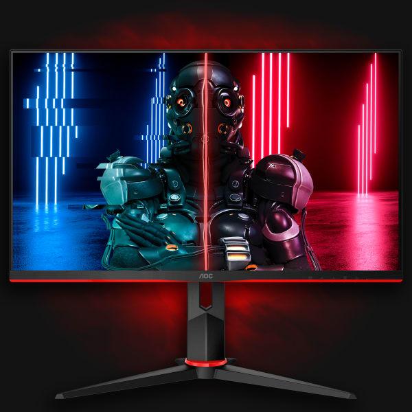 Herný monitor AOC 27G2U
