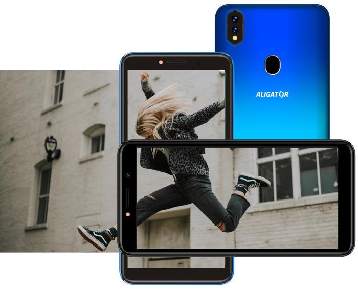 Mobilní telefon Aligator S5540