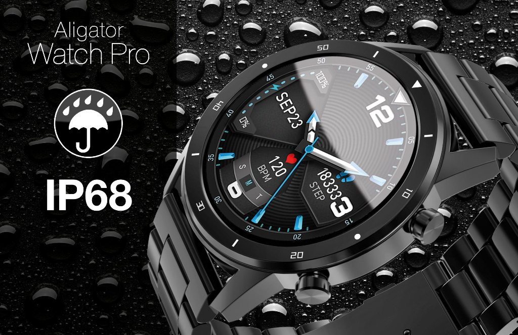 Smart hodinky Aligator Watch PRO