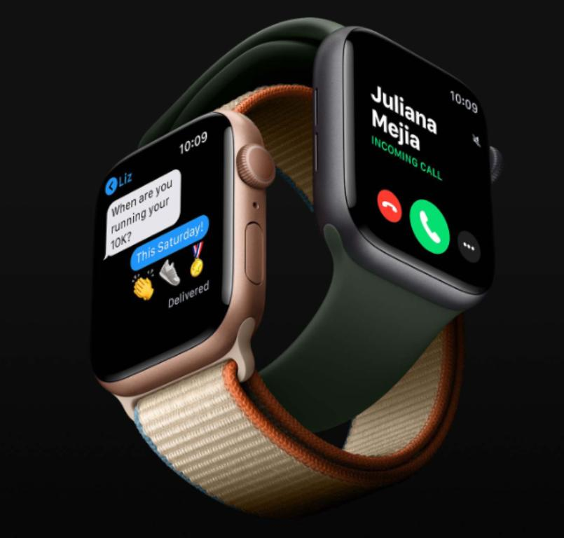 Smart hodinky Apple Watch Series 6
