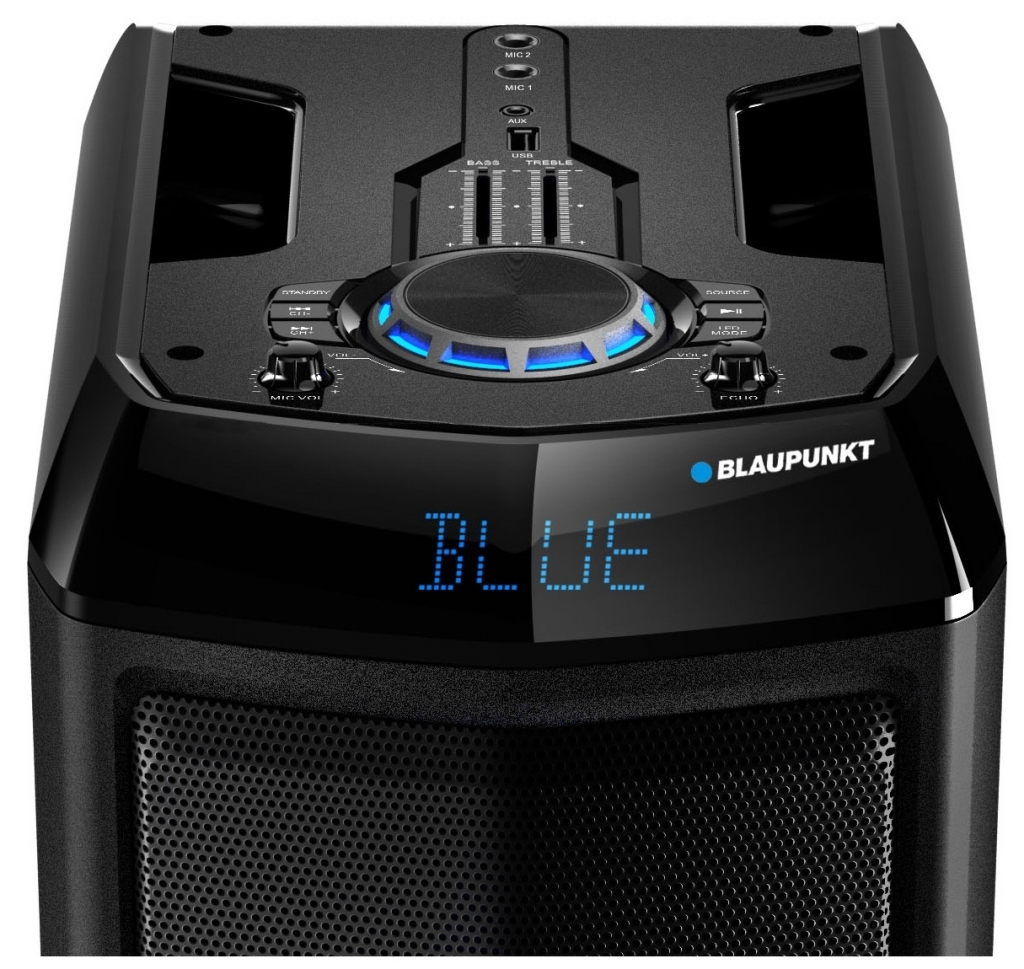 Karaoke reproduktor Blaupunkt