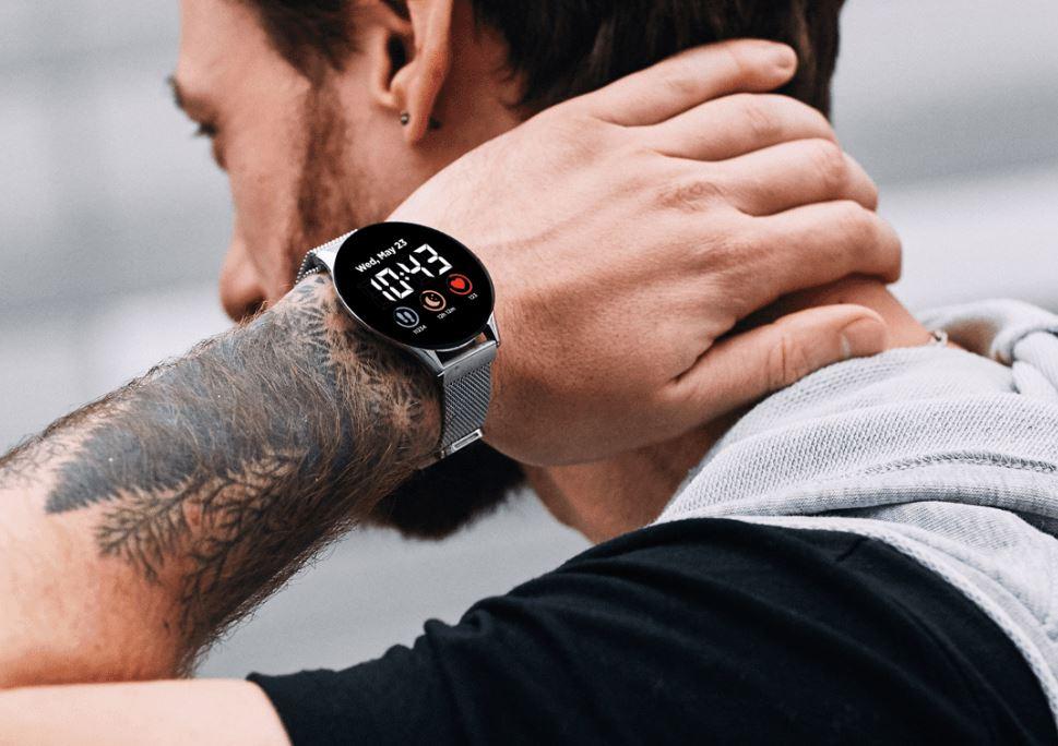 Chytré hodinky Canyon Lemongrass