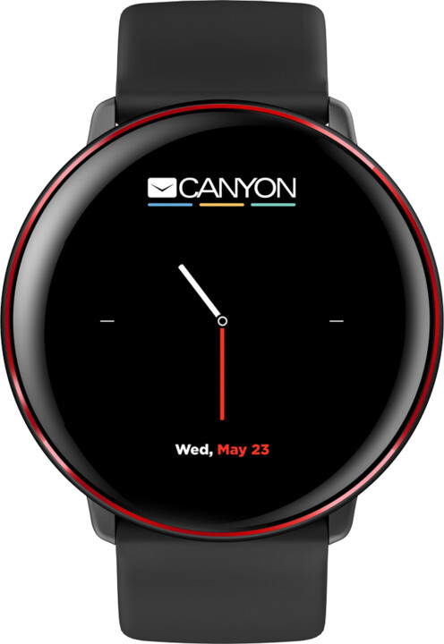 Chytré hodinky Canyon Marzipan