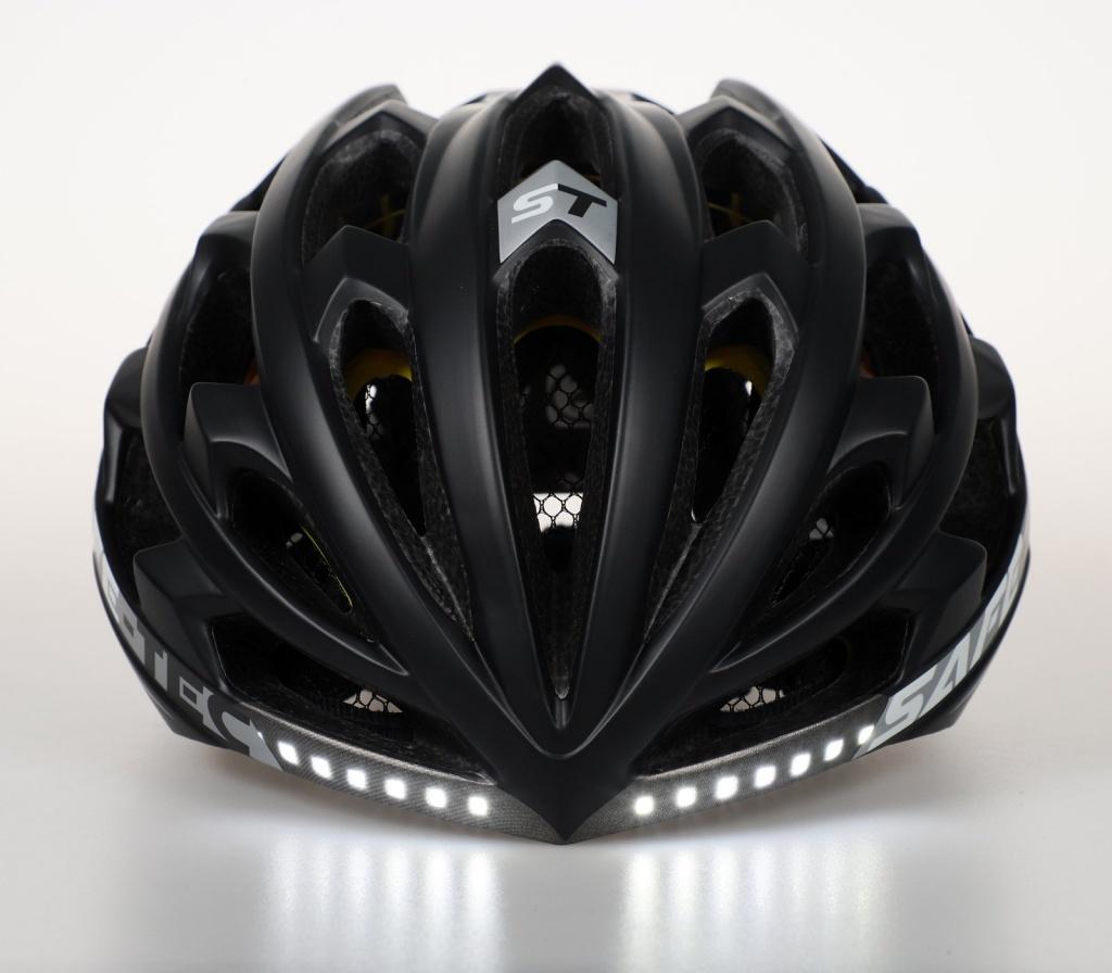Chytrá helma SafeTec TYR 3
