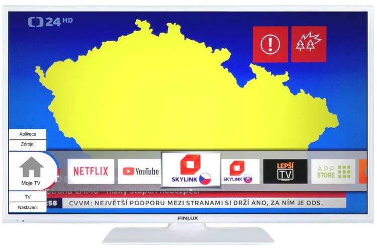 Smart televízor Finlux 24FWD5660