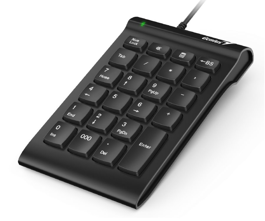 Numerická klávesnica Genius NumPad i130