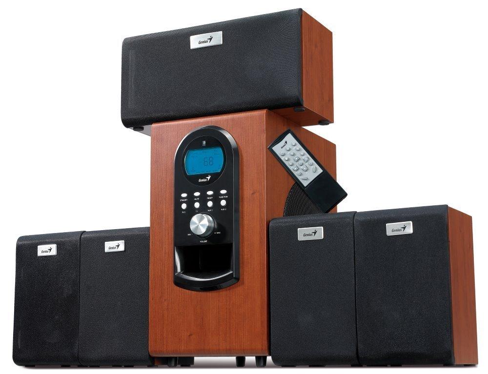 Reproduktory Genius SW-HF 5.1 6000 Ver. II