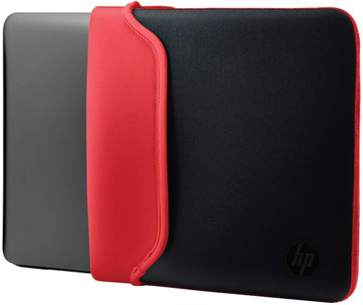 Pouzdro na notebook HP 15,6'' Neoprene Sleeve černá/červená