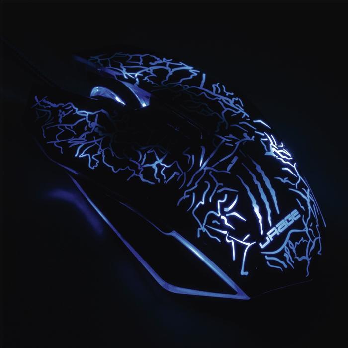 Herná myš Hama uRage Illuminated2