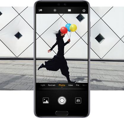 Scénické režimy Huawei P20