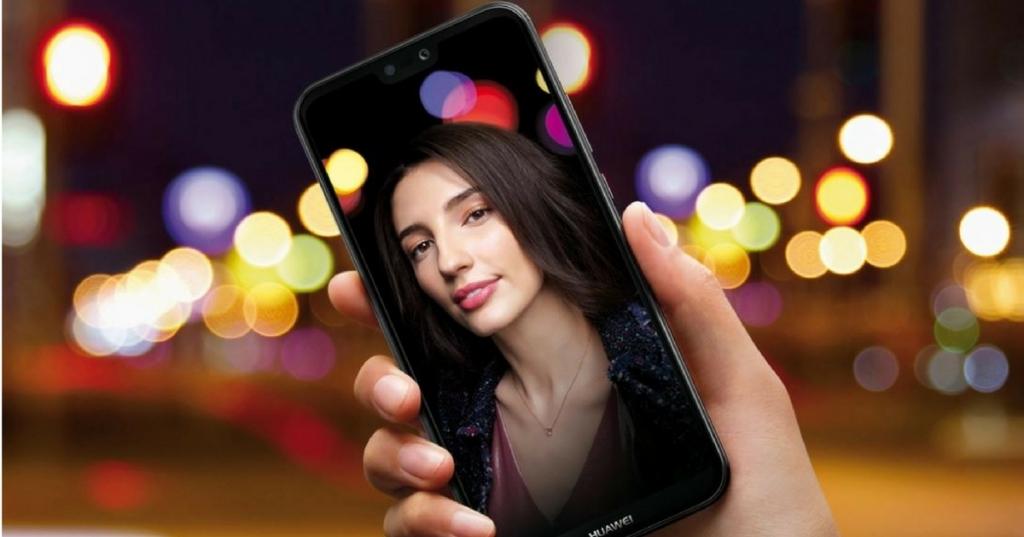 Huawei P20 LITE - detail bokeh efektu