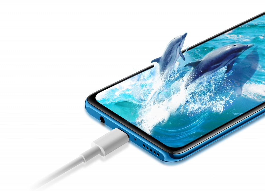 Huawei P30 LITE DS 4GB/128GB - technológia Quick Charge