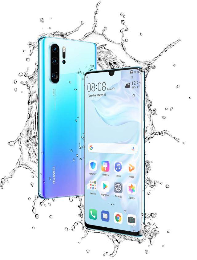 Vodoodolný displej Huawei P30 PRO
