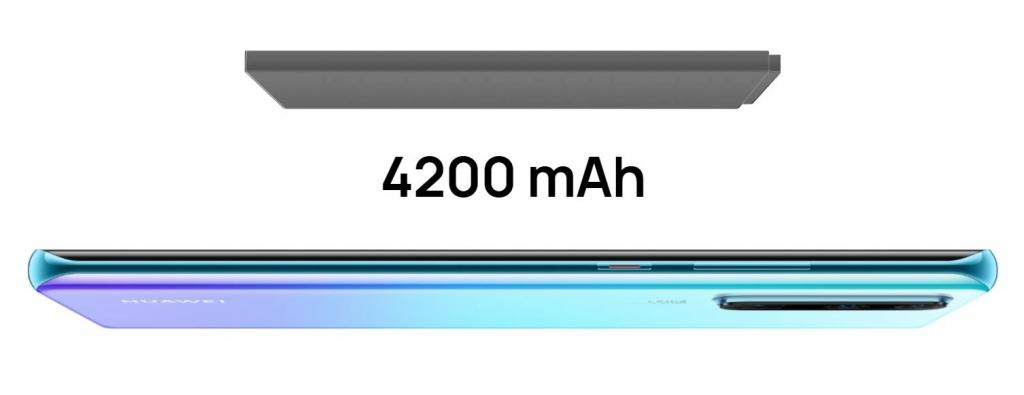 Kapacita batérie Huawei P30 PRO