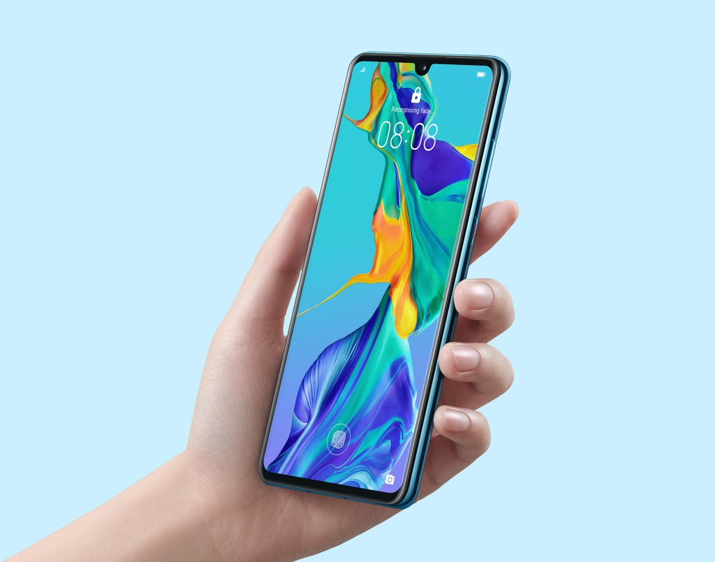 Mobilní telefon Huawei P30
