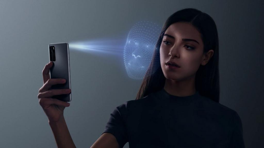 Mobilní telefon Huawei P40 Pro