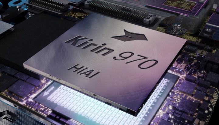 Huawei P20 - procesor Kirin 970