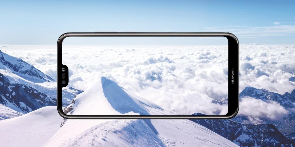 Huawei P20 LITE - detail vytvorenej snímky