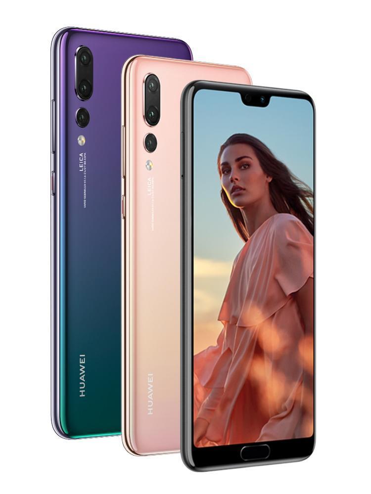 Farebné varianty Huawei P20 PRO