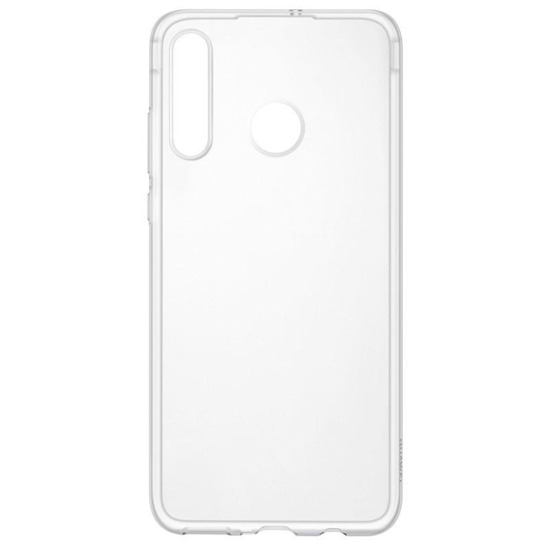 Transparentný obal na mobil Huawei P30 Lite