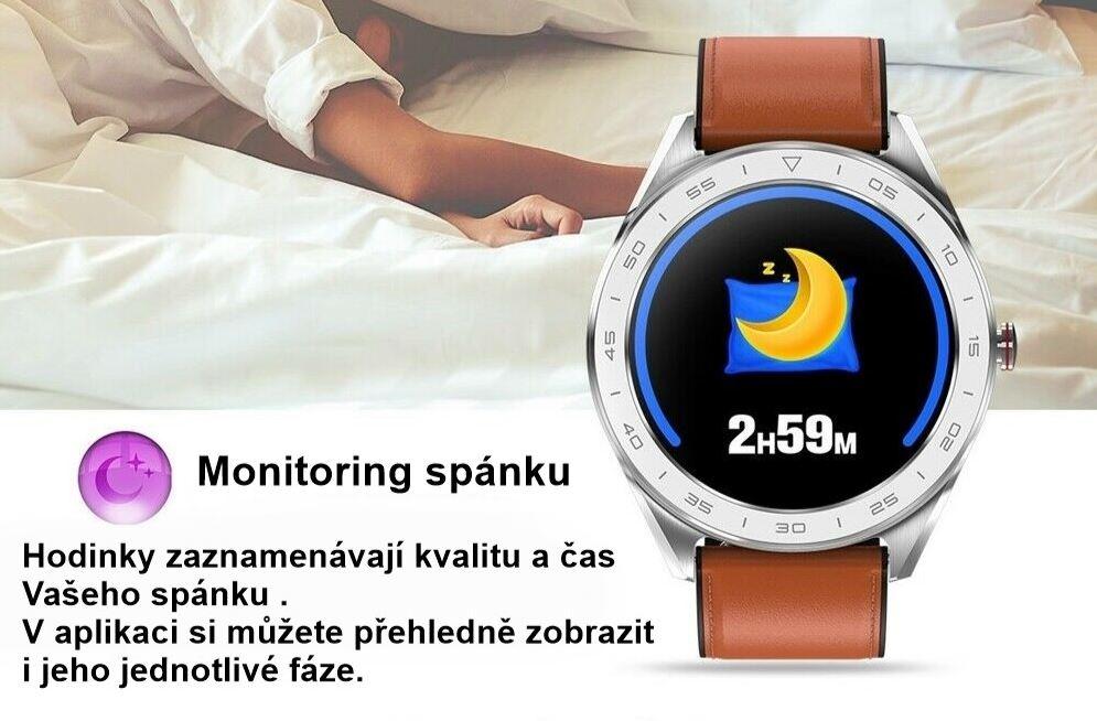 Chytré hodinky Immax Own Face
