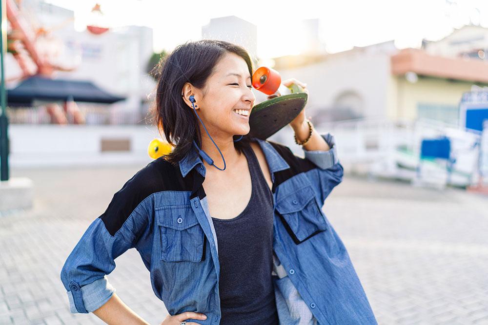Bezdrátová sluchátka do uší JBL Tune 115BT