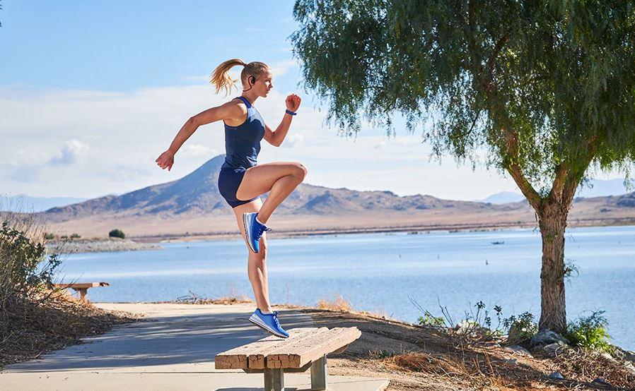 Športové slúchadlá JBL Endurance Jump