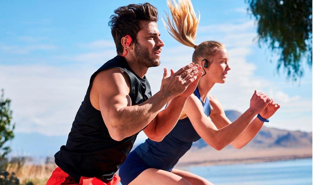 Športové Bluetooth slúchadlá JBL Endurance Jump