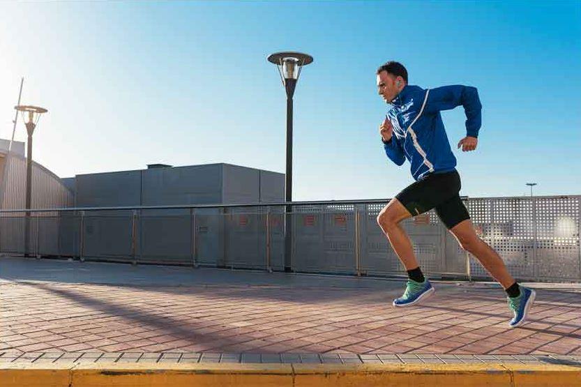 Športové slúchadlá JBL Endurance Run BT zelené