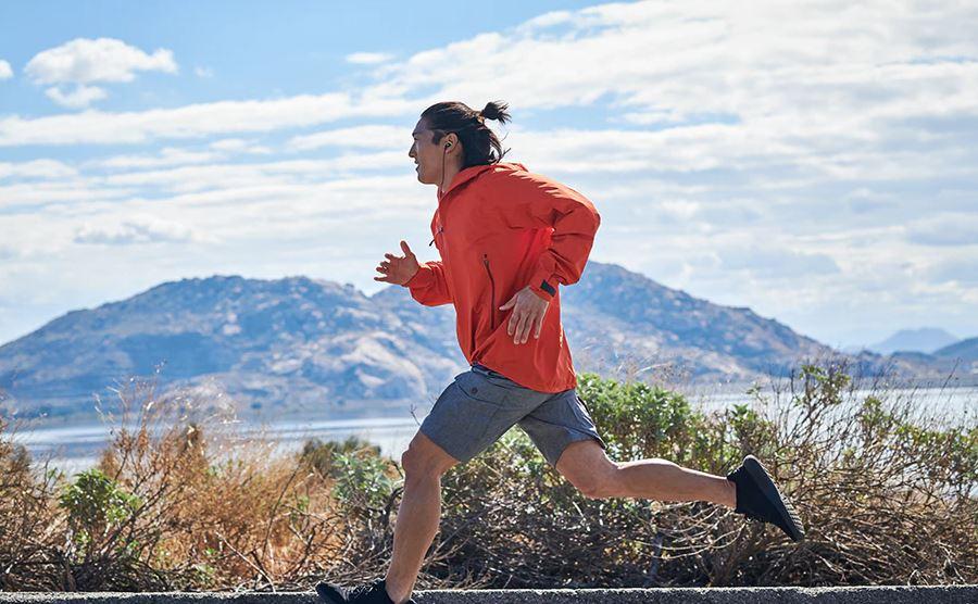 Bežecké slúchadlá JBL Endurance Run BT zelené