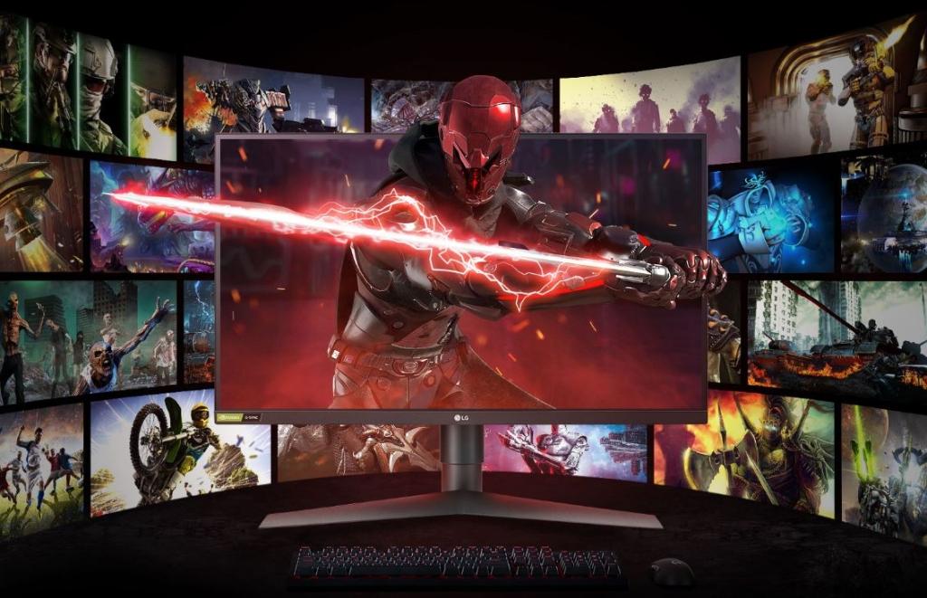 Herní monitor LG 27GL850