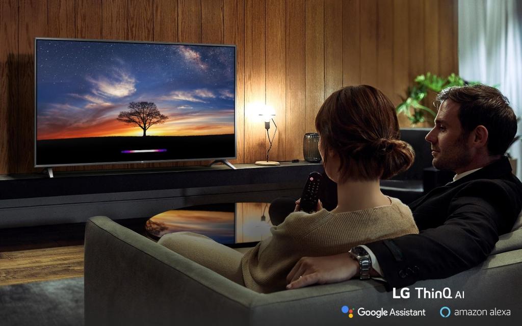 Smart TV LG 60UM7100
