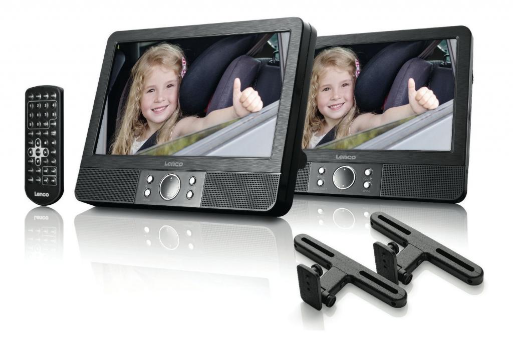 DVD prehrávač do auta Lenco