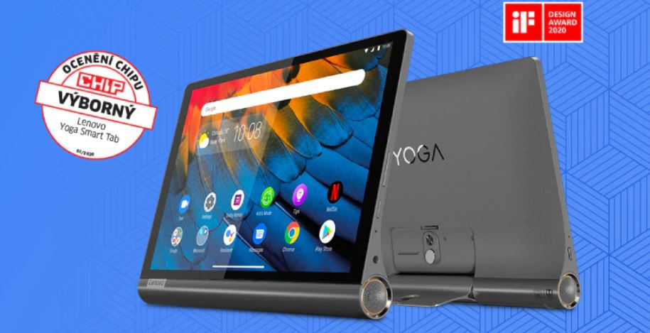 Tablet Lenovo Yoga Smart Tab ZA530021CZ