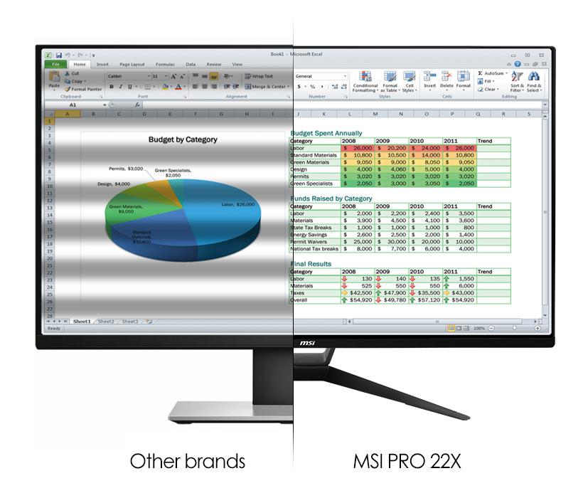Počítač MSI Pro 22XT 9M-017EU