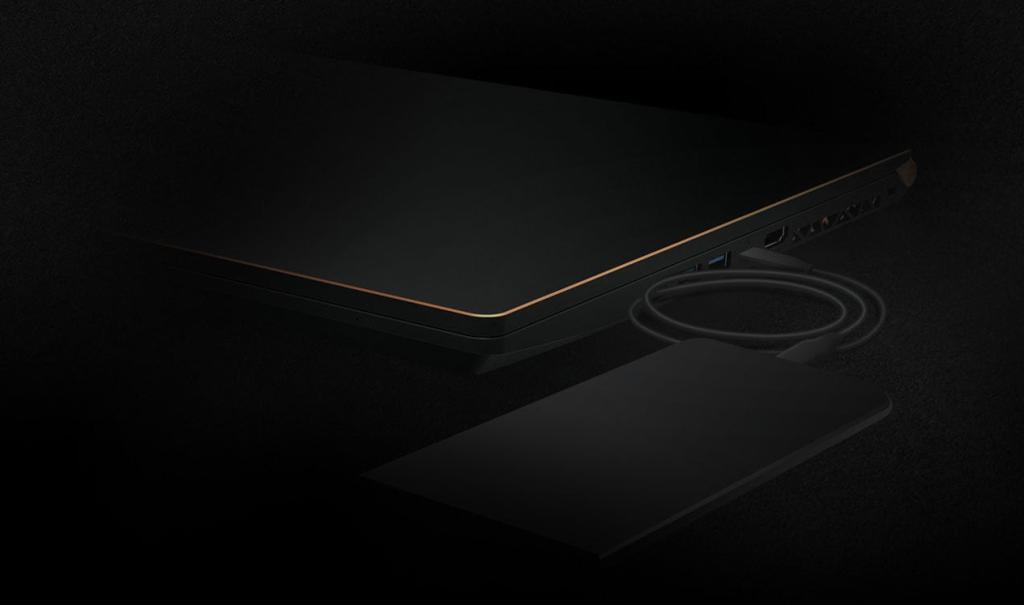 Herní notebook MSI GS75 Stealth