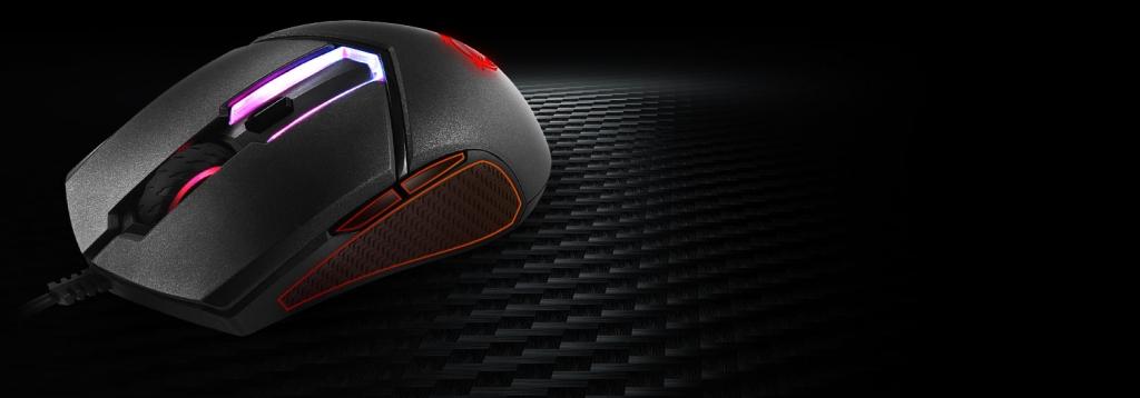 Herní myš MSI CLUTCH GM30