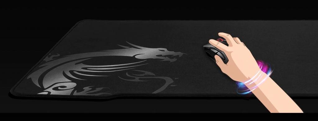 Herná podložka pod myš MSI AGILITY GD70
