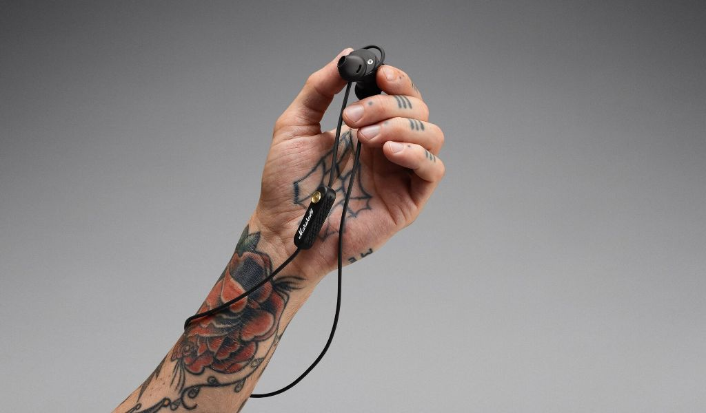 Bluetooth sluchátka Marshall Minor II BT