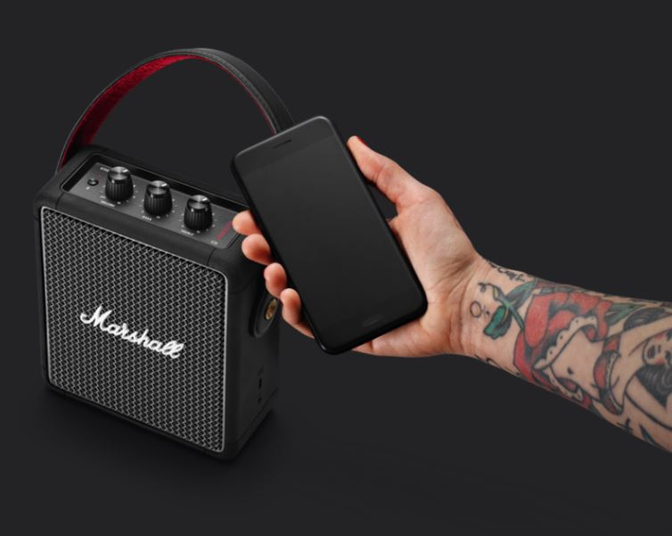 Bluetooth reproduktor Marshall Stockwell II