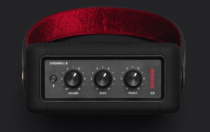 Bluetooth reproduktor Marshall Stockwell II