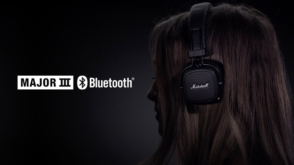 Bluetooth slúchadlá Marshall Major III Bluetooth