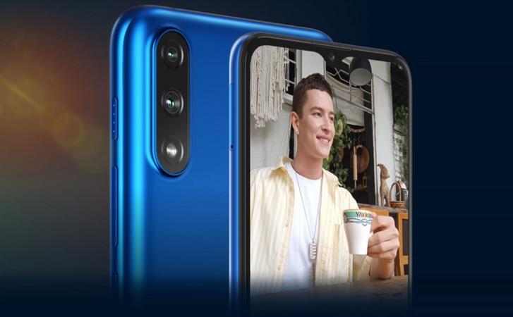 Mobilný telefón Motorola Moto E7i Power
