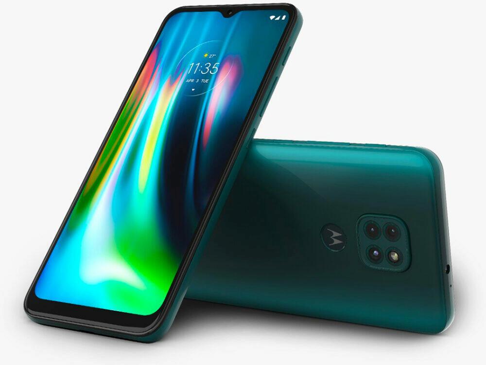 Mobilní telefon Motorola G9 Play