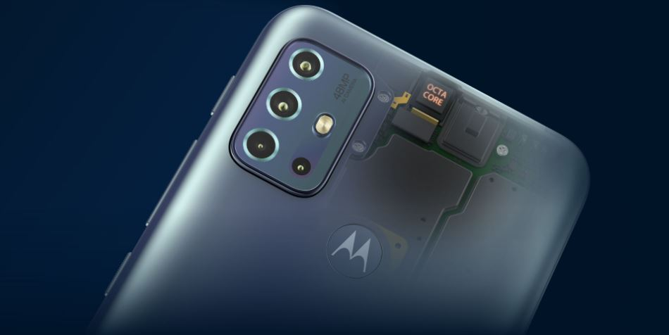 Mobilný telefón Motorola Moto G20 NFC