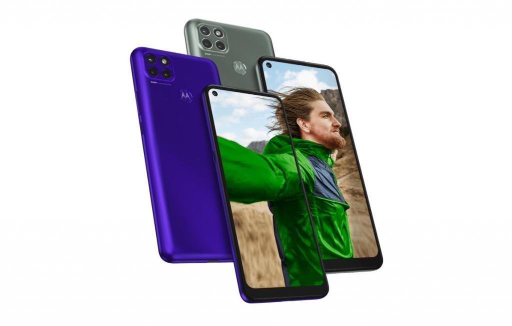 Mobilní telefon Motorola G9 Power
