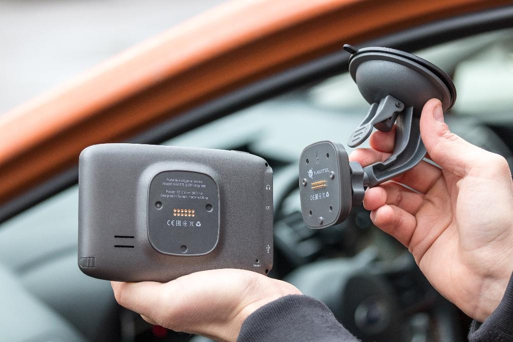 GPS Navigace Navitel E505 LM