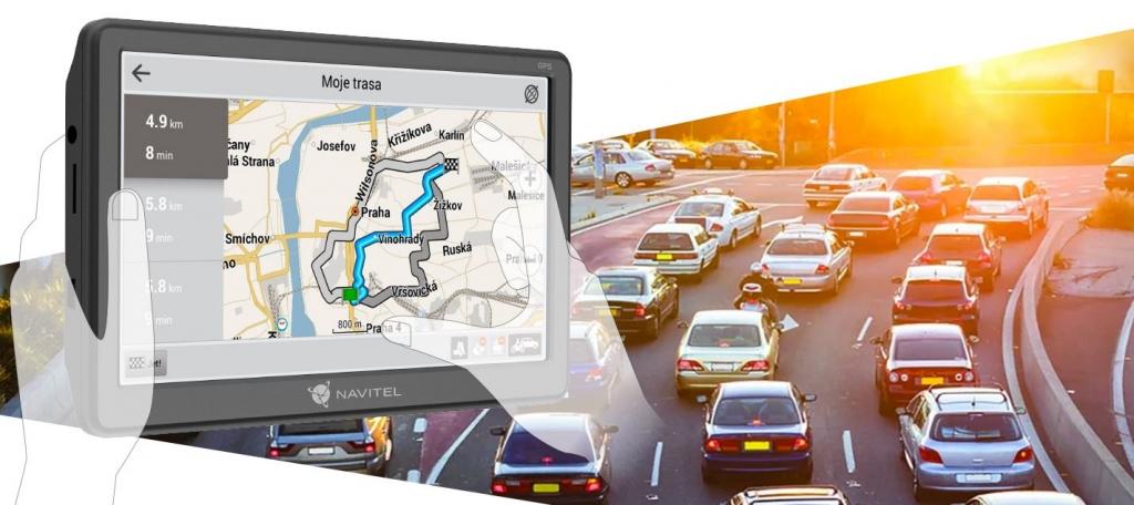 GPS Navigácia Navitel E707 LM